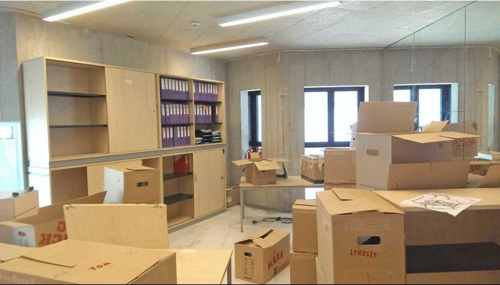 Ofis / İş Yeri Taşıma